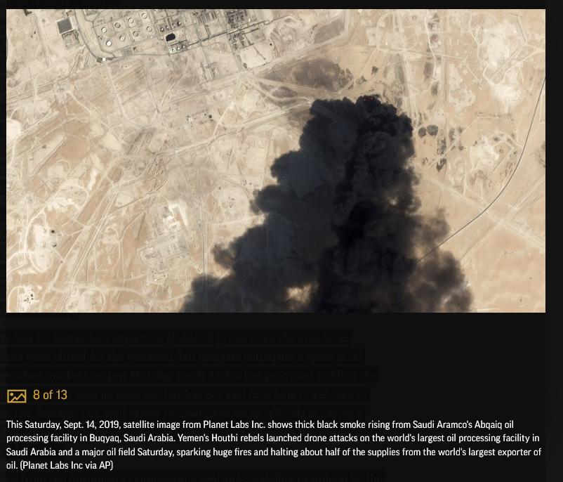 Screenshot_2019-09-15 Attack on Saudi oil sites raises risks amid US-Iran tension(7)